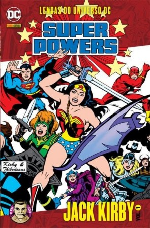 Lendas do Universo DC - Super Powers