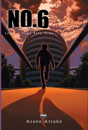 NO.6 - Livro #1 - Fuga pela vida