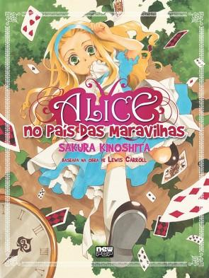 Alice no País das Maravilhas (mangá)