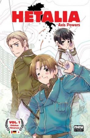Hetalia Axis Power #1