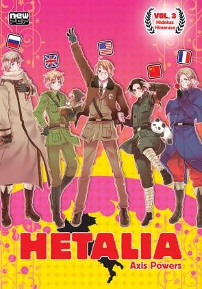 Hetalia Axis Power #3