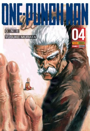 One-Punch Man - Vol. 04