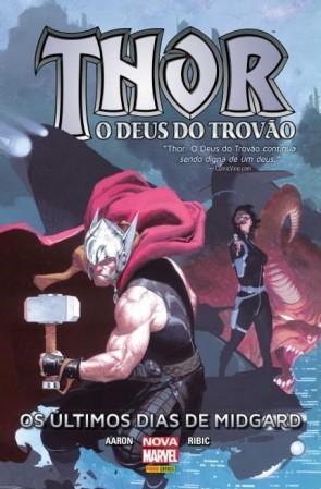 Thor – o Deus do Trovão - Os Últimos Dias de Midgard