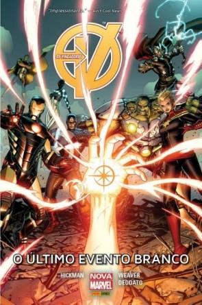 Vingadores - o Último Evento Branco